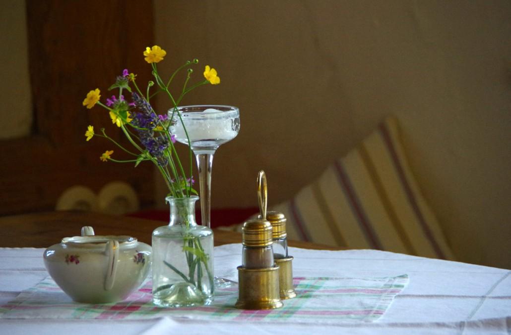 liebevolle Kleinigkeiten in jedem Raum - Bio Bauernhof Leitenmüller