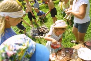 Urlaub am Bauernhof - Buntes Kinderprogramm am Bio Bauernhof Leitenmüller