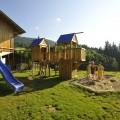 Unser großer Kinder Spielplatz-Bio Bauernhof Leitenmüller