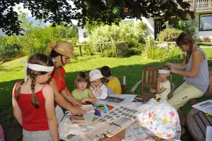 2x pro Woche Kinderbetreuung - Bio Bauernhof Leitenmüller