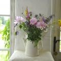 frische Blumen vom Bauerngarten-Bio Bauernhof Leitenmüller