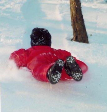 Winter Spaß für die Kinder-Bio Bauernof Leitenmüller
