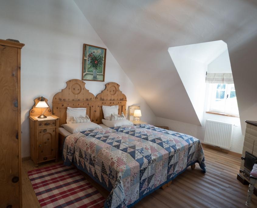 Schöne Kammer Schlafzimmer-Bio Bauernhof Leitenmüller