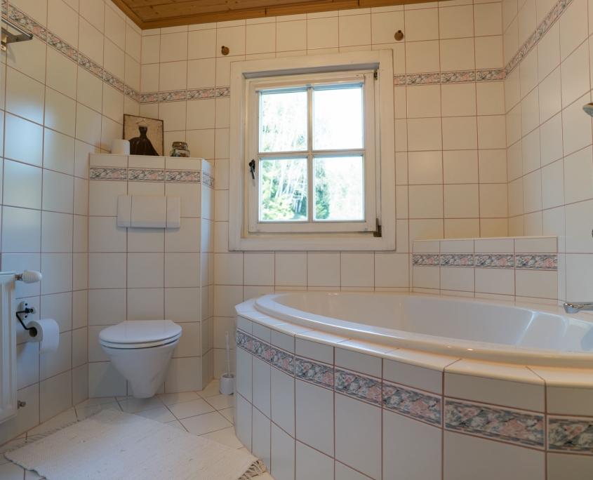 Schöne Kammer Badezimmer-Bio Landurlaub Leitenmüller
