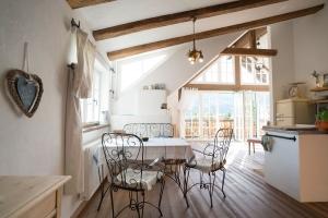 Schöne Kammer Wohnküche-Bio Landwohnung Leitenmüller