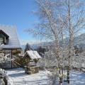 Winter Idyll - Bio Bauernhof Leitenmüller